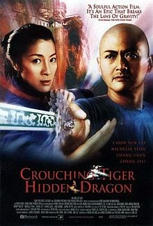 Crouching Tiger Movie